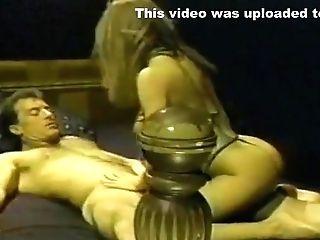 Superb Antique Scene Incl Hot Blonde Mummy