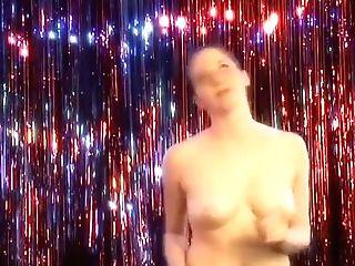 Good Dolls Paid To Dance Naked! -- Stern Nubile Co-ed Chemistry Major Natalie