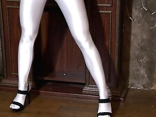 Spandex Footed Pantyhose 2019 Part 1