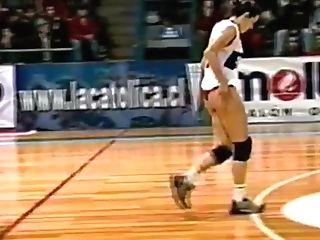 Voleibol Chileno U Catolica 2005 (en Calzones, Swimsuit)
