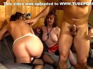 Horny Threesome - Julia Reaves