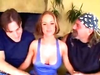 Incredible Retro, Faux Tits Hookup Clip