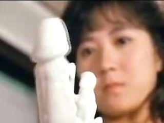 Asian Masterbation Finger-tickling