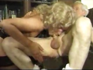 Horny Homemade Oldie, Oral Job Adult Clip