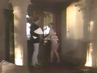 Old-school Fucking The Blonde Maid