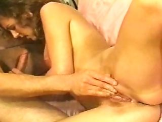 Hot Brown-haired Fucking Booty And Vag