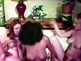 Trio Huge-chested Hairy Women The All Girl Way