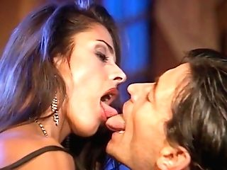 Antique Porno Tongue Smooching Compilation