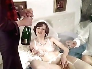 Antique Wedding Orgy
